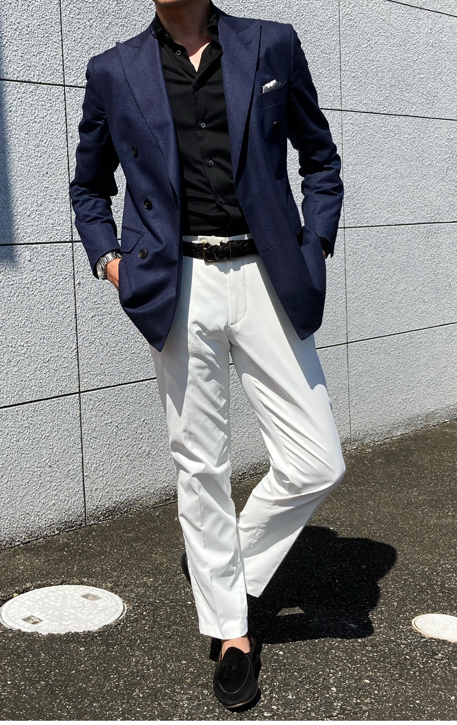 【スタイリング紹介】ジャケットスタイル